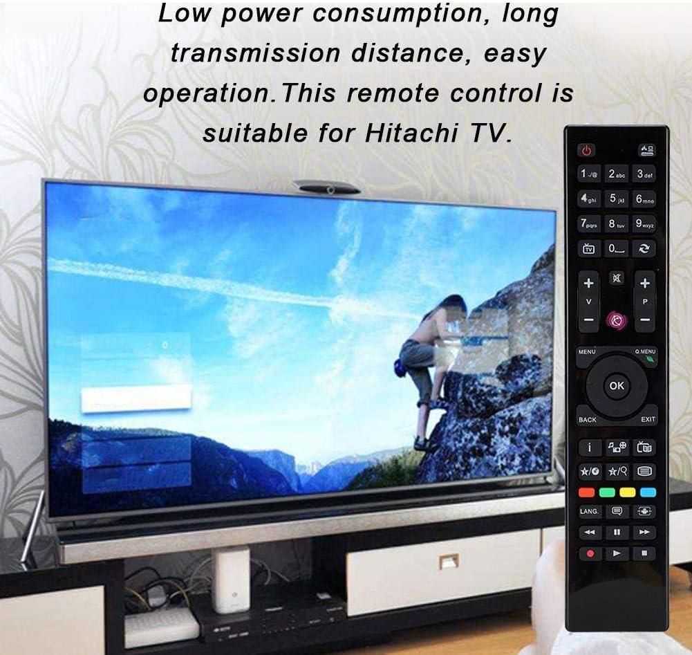 Mando a Distancia Universal para Todos Los TV Hitachi, Control Remoto Tipos de Televisores (LED/LCD/HD/Plasma): Amazon.es: Electrónica