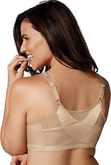 Playtex Posture Support Front Close Bra