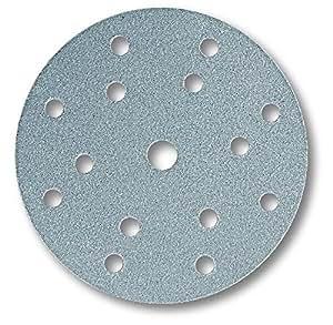 Abranet discos BaseCut de diámetro 150 mm grip P800 15-agujeros ve=100 unidades