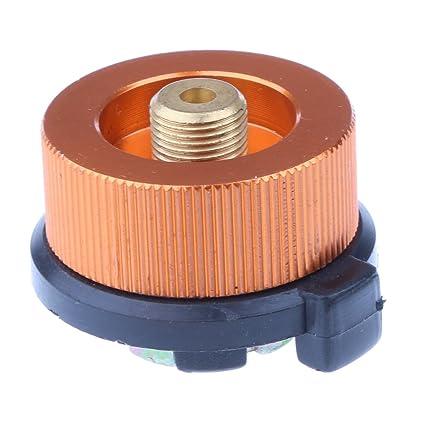 Boquilla Conector Adaptador De Transferencia Para Botella Gas Hornilla Estufa