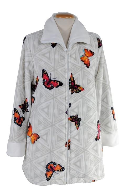 Hakuna Matata casaca Casa de Flannel de microfibra Stampata Talla S