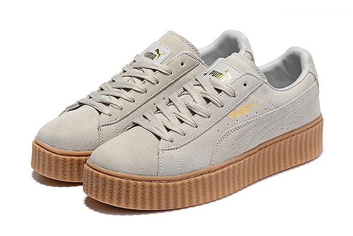 Puma-Rihanna - Zapatillas de running para mujer, (RG9XMKXYC386), (USA 6) (UK 3.5) (EU 36) (22.5CM): Amazon.es: Zapatos y complementos
