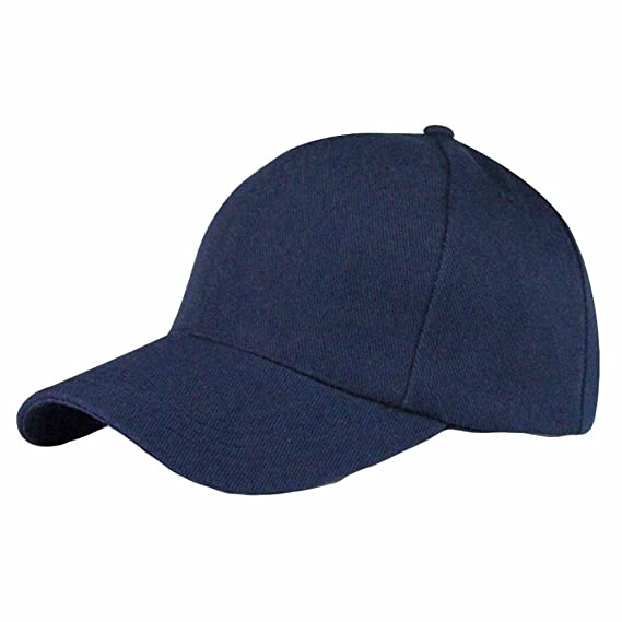 Gorras de Hombre Gorras Beisbol Gorras Snapback Gorras de Hombre Verano  Gorra de béisbol de Moda Camuflaje Unisex Snapback Hat Hip-Hop Ajustable ( Azul ... a36553909a3