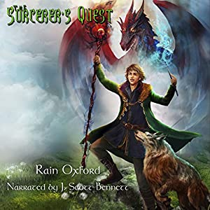 The Sorcerer's Quest Hörbuch