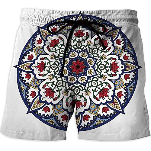 MOOCOM Athletic Shorts Pockets,Motorcycle,Athletic Shorts Pockets,Motorcycle Rally Rac