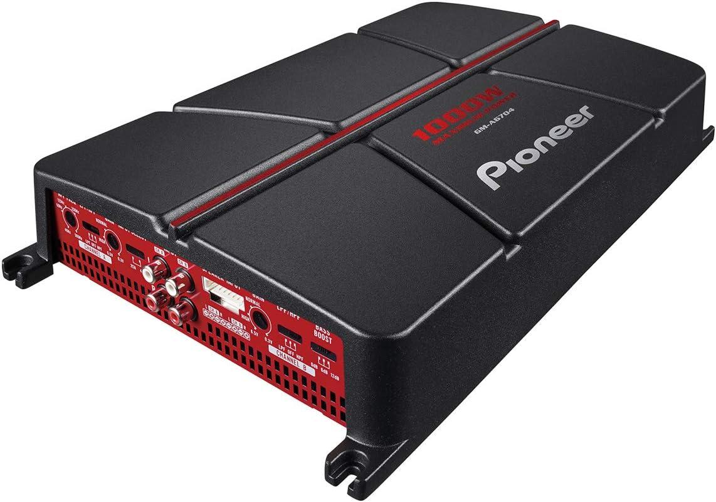 Pioneer GM-A6704 Etapa de Potencia, Multicolor: Amazon.es: Coche y moto