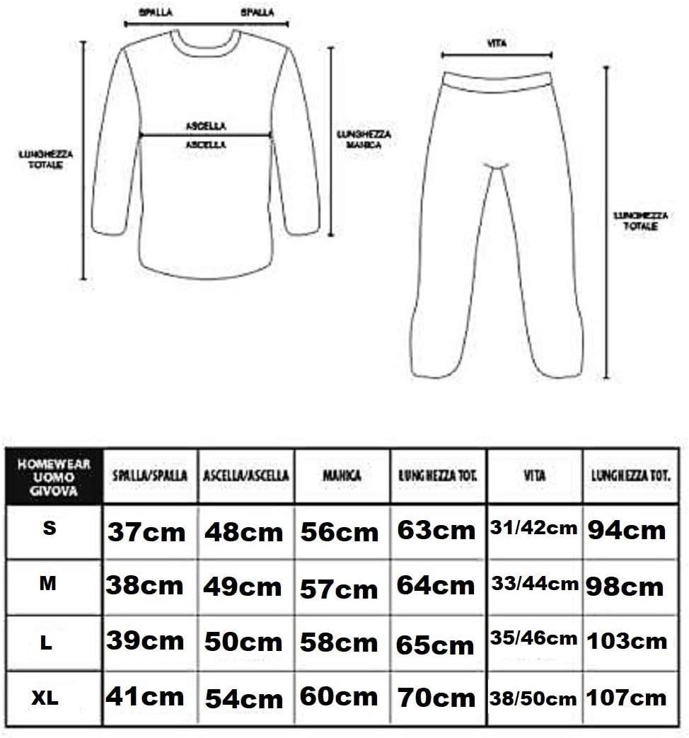 XL M MELANGE//ORANG, M Misure: S Scorri sopra limmagine per ingrandirla Pigiama Donna Cotone Jersey IRGE MI523 Manica Lunga e Pantalone Lungo L