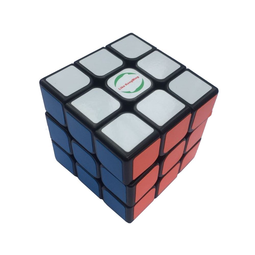 Speed Cube 3x3x3 Puzzle games as Portable Toys and Gift for Kids or Adults , Birthdays, Valentine\'s day, Easter, Christmas.DIY Present Packing (3x3 cube, 5.6cm5.6cm5.6cm)