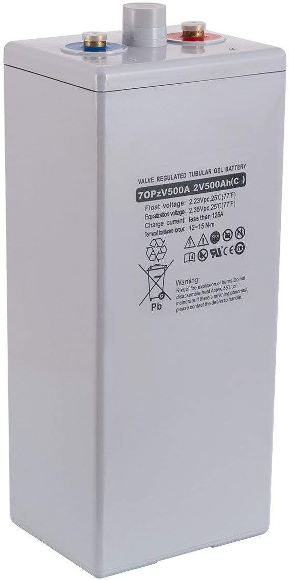 Batería Estacionaria OPzV 2V 400 Ah C10