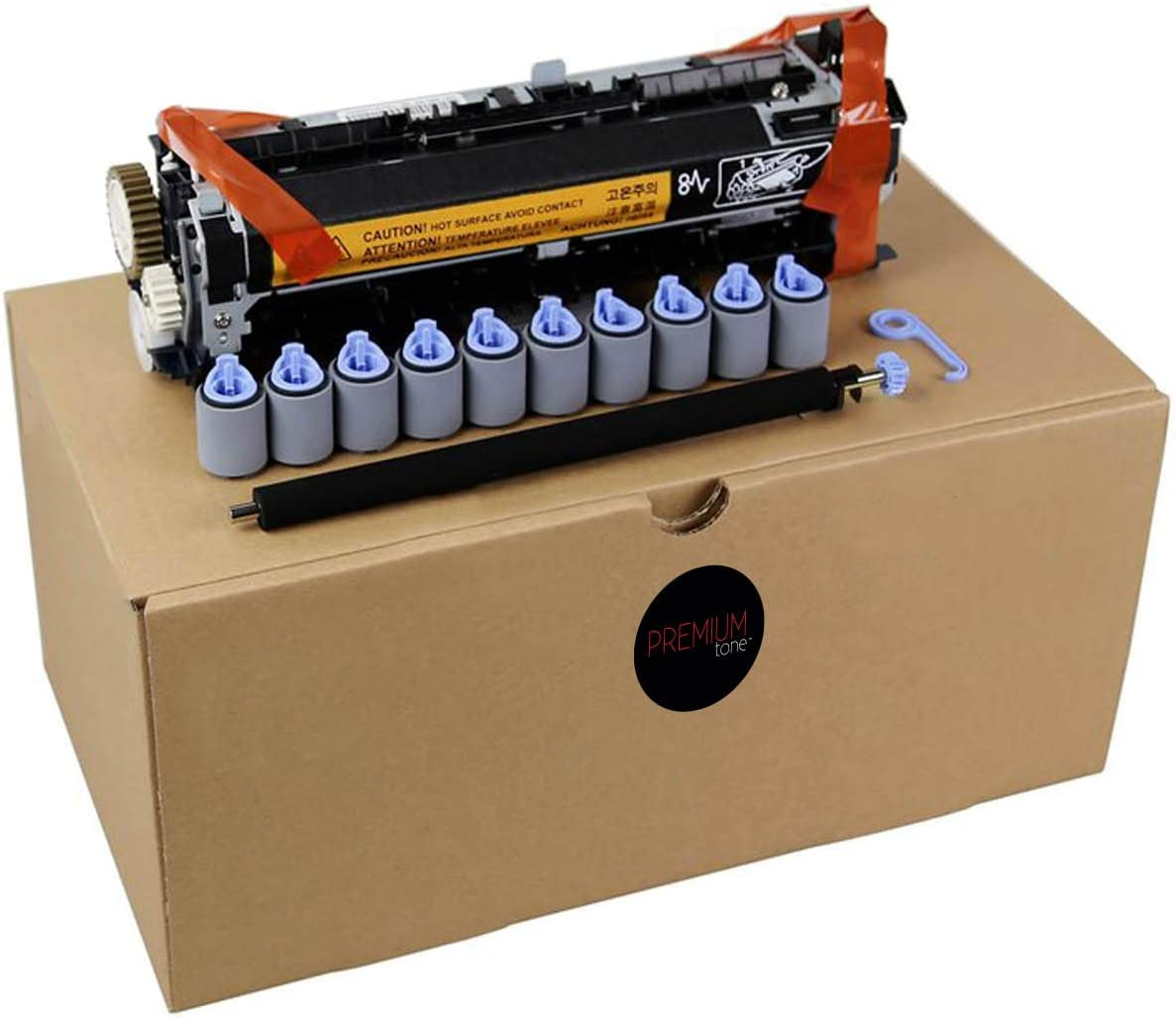 Premium Tone Replacement for HP CB388A - Maintenance Kit 110V for Laserjet P4014dn, Laserjet P4014n, Laserjet P4015dn, Laserjet P4015n, Laserjet P4015tn, Laserjet P4015x, Laserjet P4515n