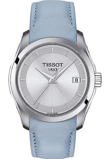Tissot TISSOT COUTURIER T035.210.16.031.02 Reloj de Pulsera para Mujeres: Amazon.es: Relojes