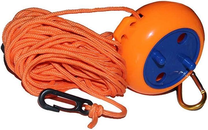 Zjcpow Cuerda de Escalada 8m Rescate de la Emergencia Línea ...