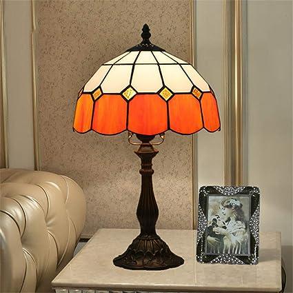 RENYAYA Lámpara Tiffany Style de 10 Pulgadas, lámpara de ...