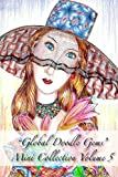 img - for Global Doodle Gems Mini Collection Volume 5: