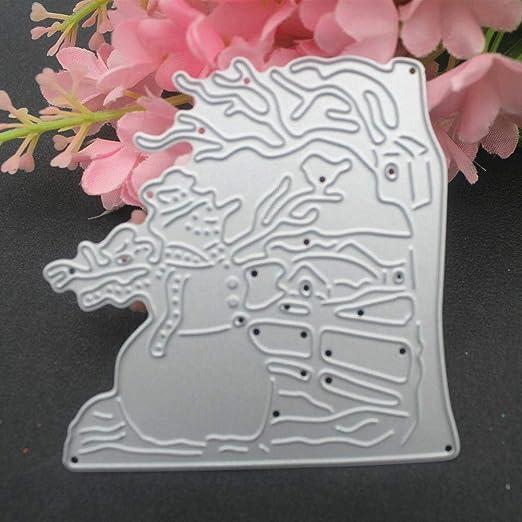 Metal Cutting Dies Mold Embossing Stencils DIY Scrapbooking Die Stamp Seal Set