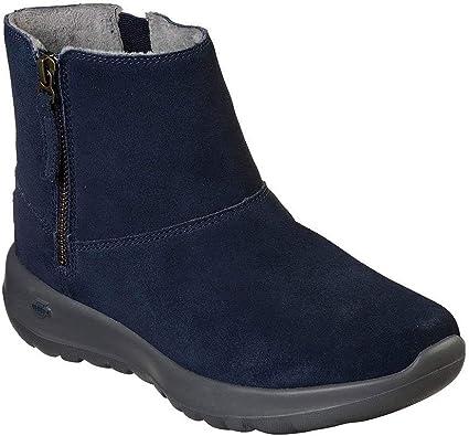 Go Joy Goldy Boot Navy/Grey