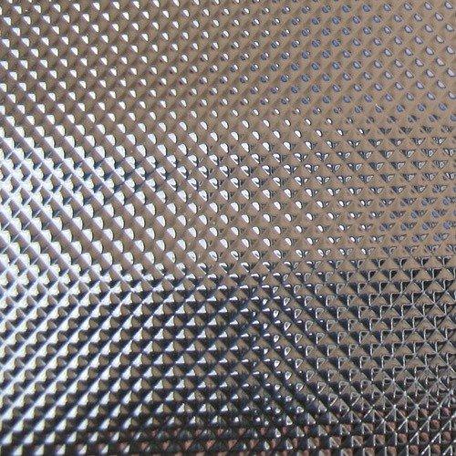 groflective Diamond Reflexionsfolie silber lichtdicht pro lfm
