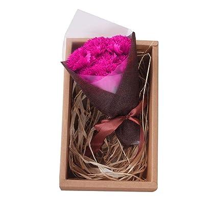 Amazon.com: Anne210 - Rosa de jabón para el día de la madre ...