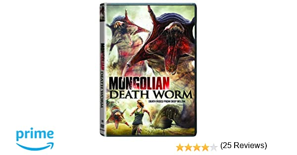amazoncom mongolian death worm sean patrick flanery victoria pratt george cheung drew waters matthew tompkins nate rubin jon mack tiger sheu