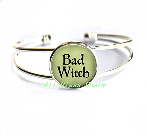 Bad Witch Bracelet Bracelets - Witch Bracelets - Evil Witch Jewelry - Witch Costume Jewelry -  sc 1 st  Amazon.ca : witch costume jewelry  - Germanpascual.Com