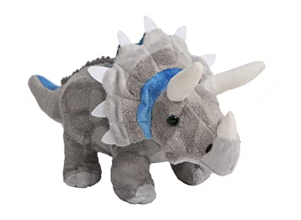 Amazon Com Rhode Island Novelty One Assorted Color Triceratops