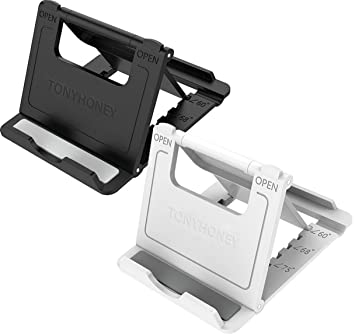 MULTI BUY 2 X UK Universal Tablet Phone Stand Pocket Mount Holder Desk Table