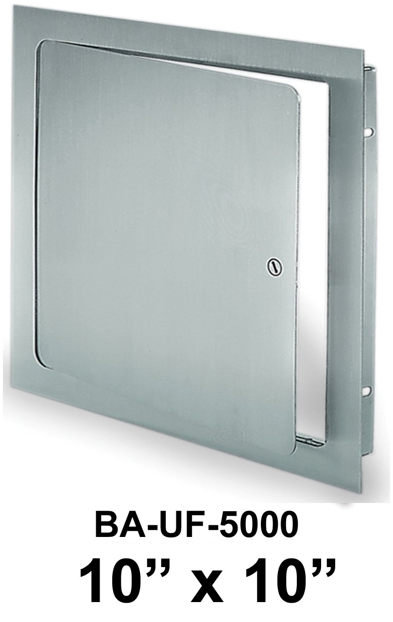 10'' x 10'' Universal Flush Premium Access Door with Flange