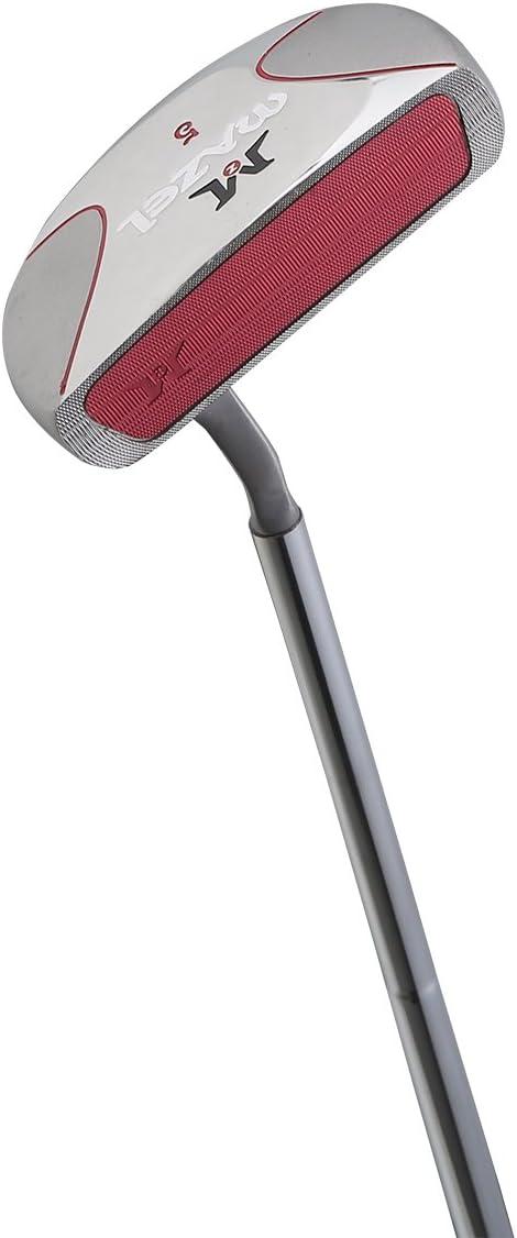 Mazel Hombres de golf putter Golf Club CNC fresado Putters (mango ...