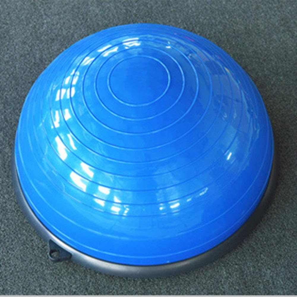 正規激安 ヨガバランストレーナー58センチバランストレーナーボールフィットネス強度エクササイズバランスボールとリフティングロープとポンプ Blue B07R5R673Y Blue Blue B07R5R673Y Blue, ILLEST:630e40cd --- arianechie.dominiotemporario.com