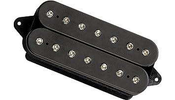 DiMarzio DP719BK - Pastilla para guitarra eléctrica, color negro