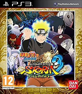 Amazon.com: Naruto Ultimate Ninja Storm 3: Full Burst (PS3 ...