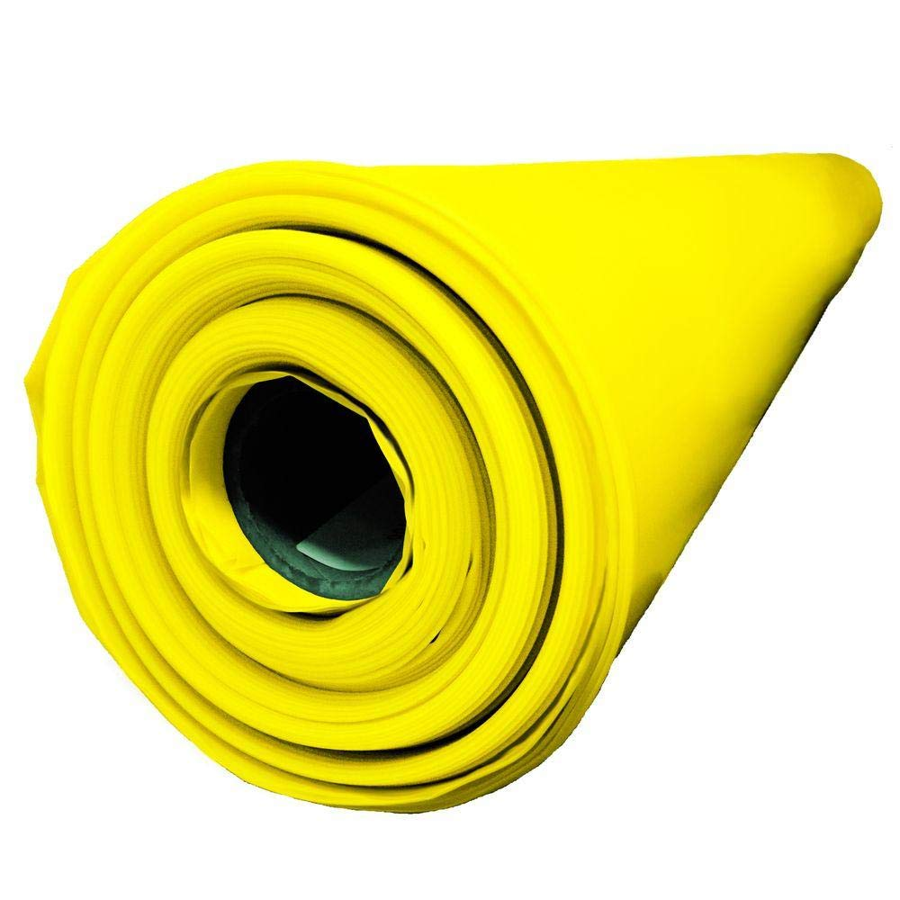 Toucan City Tape Measure and Husky 14 ft. x 210 ft. x 10 mil Yellow Guard Vapor Barrier CFYG1014-210Y by Toucan City (Image #2)