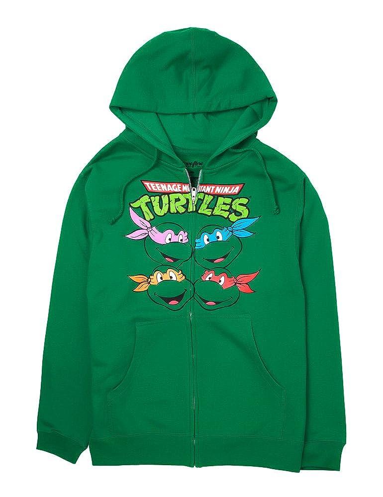 Amazon.com: TMNT tortuga tazas sudadera con capucha para ...