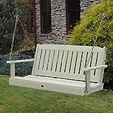 Highwood AD-PORL2-WAE Lehigh Porch Swing, 4