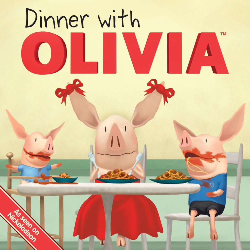 Download Dinner With Olivia (Turtleback School & Library Binding Edition) ebook