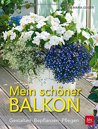 mein schner balkon gestalten bepflanzen pflegen - Balkon Mit Blumen Gestalten