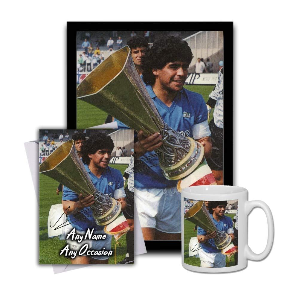 Star Prints UK Diego Maradona 5 Gift Set Bundle 2019 - Large 11cm ...