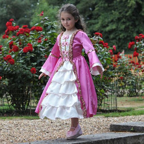 Historical Marie Antoinette Costume - Age 9-11 Years ()