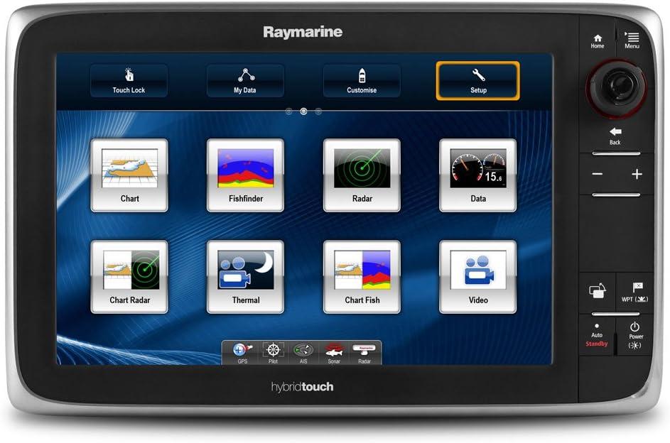 Raymarine - E125 Display multifunción W / Gráficos Row: Amazon.es: Electrónica