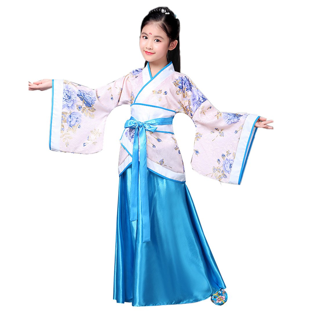 Ez-sofei Girls  Ancient Chinese Traditional Hanfu Dress Han Dynasty Costume   1541573433-16486  -  14.67 38e83bc99