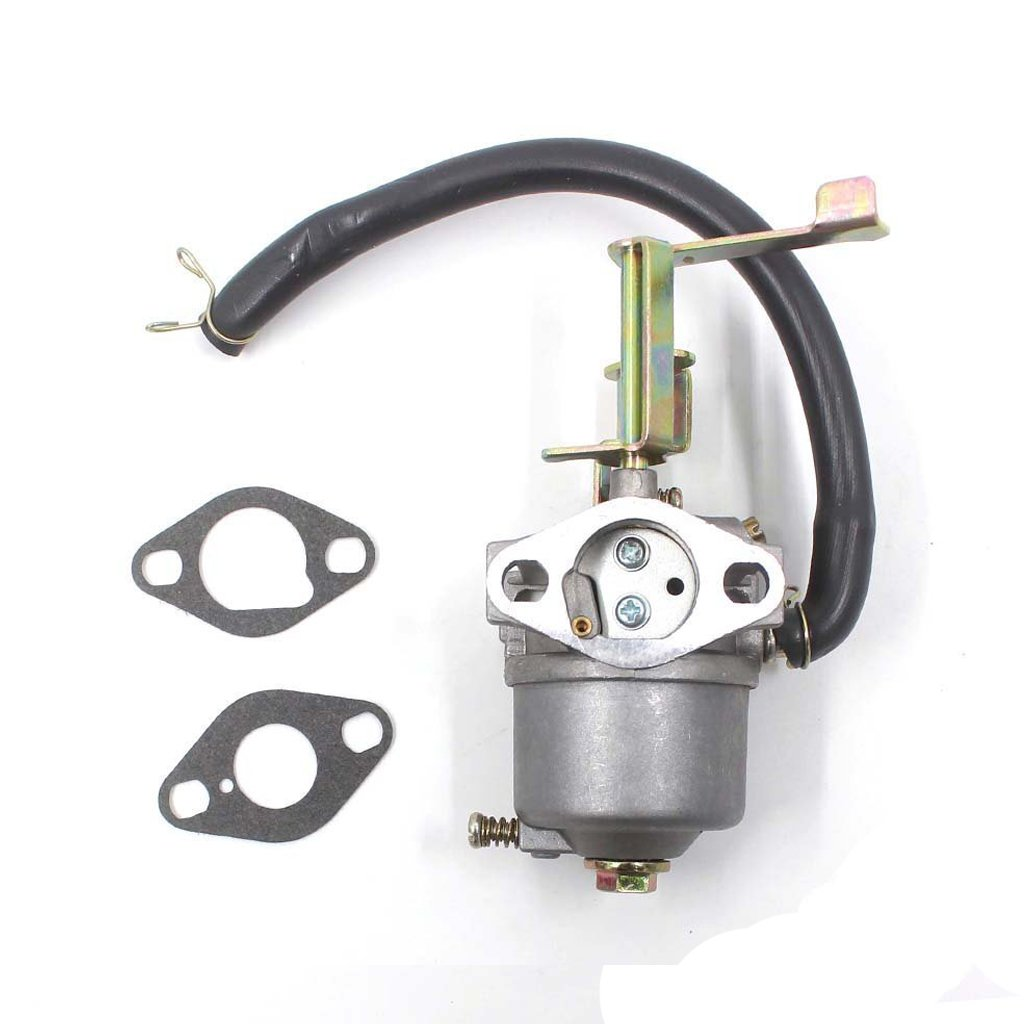 "HURI Carburetor with Gasket for Powermate PWLE0799 PWLE0799F2N 79CC 9"" 3.5 FT-LBS Gas Edger"
