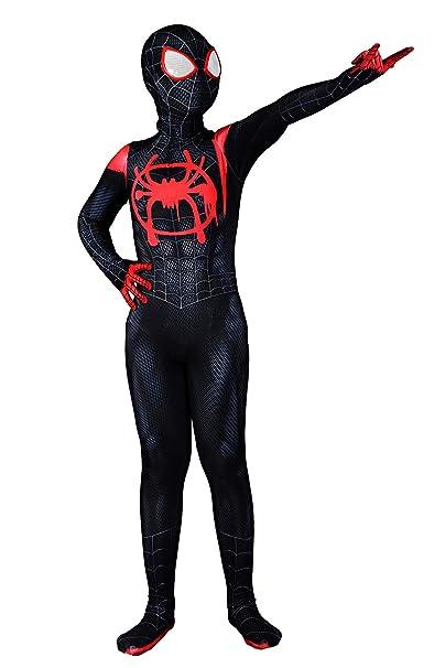Amazon.com: Reshiny - Disfraz de superhéroe para adultos y ...