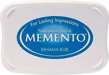 Bamboo Leaves Tsukineko Full-Size Memento Fade Resistant Inkpad
