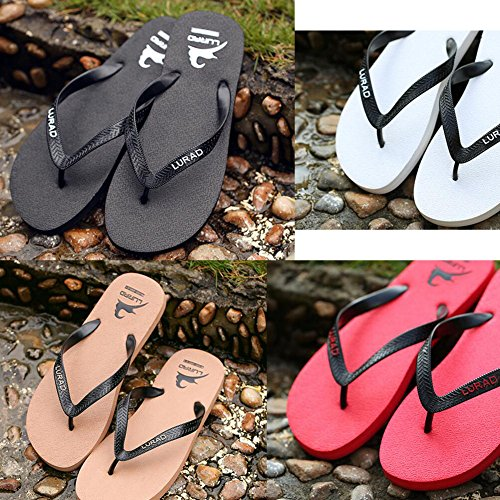 Outdoor Casual Men Slippers House Flip Flops 5KdRX5JhWu