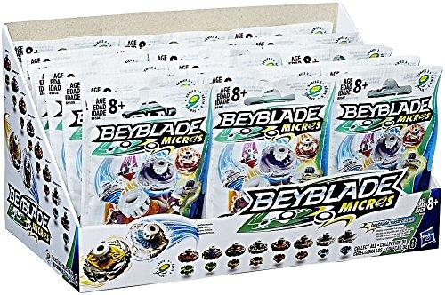 Beyblade Micros Series 3 Mini Tops Blind Bag (Case of 24)