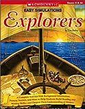 Explorers, Tim Bailey, 0439578159