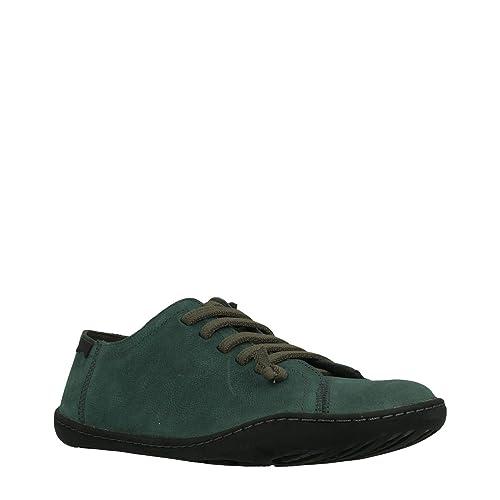 Camper Peu Cami, Zapato para Mujer 37 Verde: Amazon.es: Zapatos y complementos