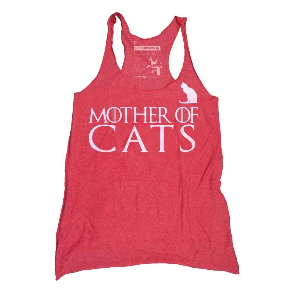 housebroken Madre de gatos de Juego de Tronos camiseta de ...