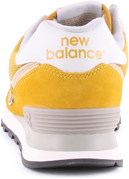 new balance moutarde femme