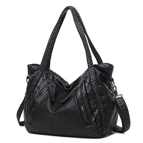 Amazon.com: piel bolsa Bolsos de Mano Monederos, Womens ...